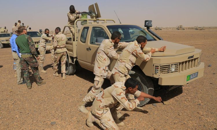 Mauritania to Co-host International Flintlock 2016 Military Exercise