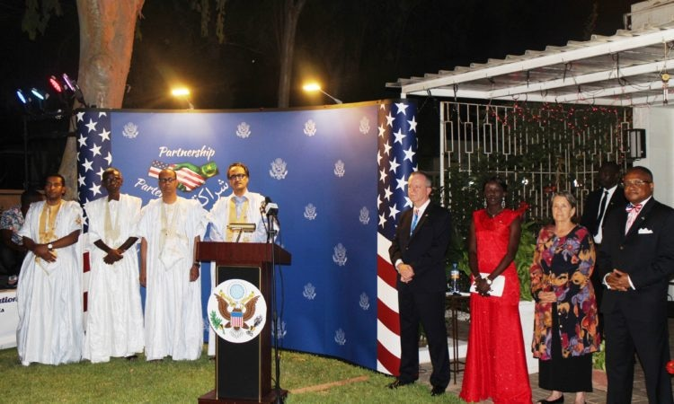Embassy Nouakchott Celebrates Independence