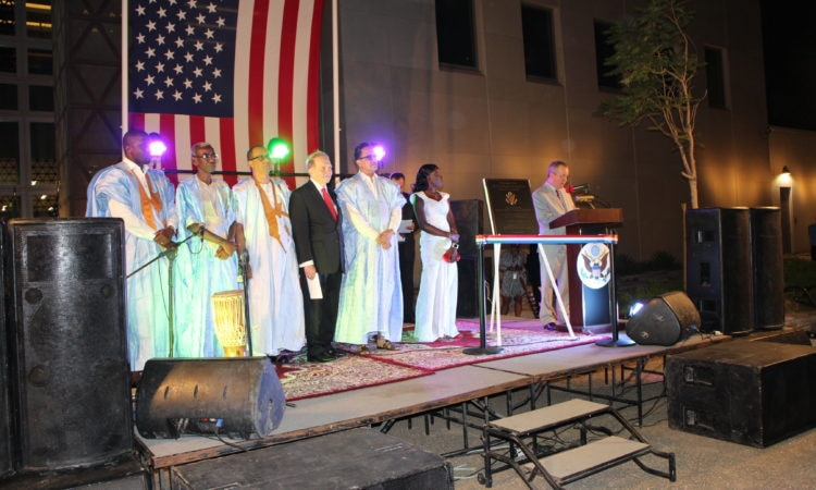 United States Dedicates the New U.S. Embassy in Nouakchott, Mauritania